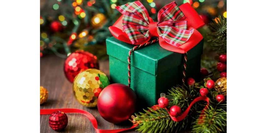 Топ-10 подарков девушке на Новый Год