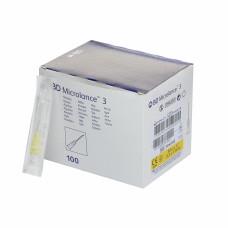Игла G30 0,3x13 инъекционная стерильная MICROLANCE (100шт в уп)