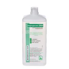 Аэродезин 1л с/р (Готовый к применению быстродействующий дезинфецирующий р-р для поверхностей)