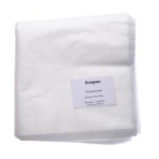 Коврик для солярия белый 0,53*0,53м из спанбонда в уп 50шт vitess