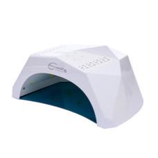 Лампа UV/LED 24/48W RAINBOW UV6 - 5,30,60сек. для полимеризации геля