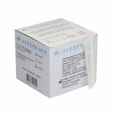Игла G30 0,3x13 инъекционная стерильная Alexpharm (100шт в уп)