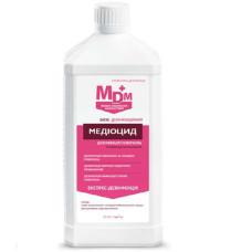 Медиоцид 1л дезинфекция для поверхностей с распылителем MDM