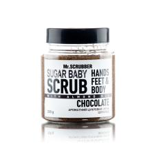Скраб для тела 300 гр сахарный Sugar Baby Chocolate Mr Scrubber