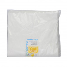 Полотенце нарезное гладкое 0,7х0,4 (100 шт уп) CleanComfort спанлейс пл 40г/м2