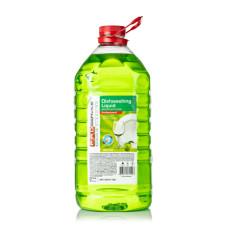 Средство 5л PRO для мытья посуды (лимон, яблоко)