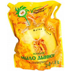 Мыло жидкое 1500мл Дыня Energy of Vitamins