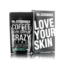 Скраб для тела 200 гр кофейный Crazy Citrus Mr.Scrubber