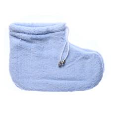 Носочки для парафинотерапии пара, (махра 2х сторонняя) светло-голубые vitess