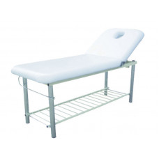 Массажный стол модель 219 (беж.белый) с креплением для простыней