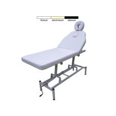 Массажный стол модель 257 2-х секционный с регулируемой высотой