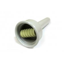Насадка с 1 роликовым магнитом к вакуумному аппарату