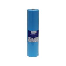 Простынь в рулоне  0,60м Х100м спанбонд (пл.20) Monaсo Голубая