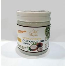Масло кокосовое 250мл натуральное Extra Virgin Coconut Oil (холодный отжим путем центрифугирования)