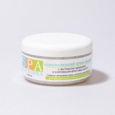 Крем-пилинг для тела 250гр Обновляющий с экстрактом ламинарии Альганика