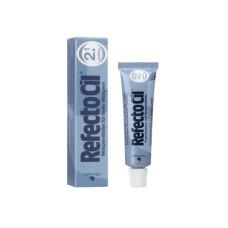 Краска для бровей и ресниц R'CIL  2.1 deep blue