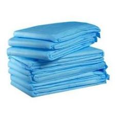 Простынь нарезная спанбонд пл.20 голубая 2,0*0,8м (20шт/уп) vitess