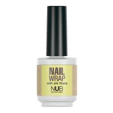 Уход за ногтями NUB  Шелковый уплотнитель для ногтей NAIL WRAP 15мл