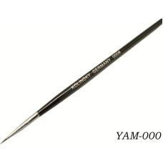 Кисть YAM-000 для рисования Nail Art Brush Yre-шт