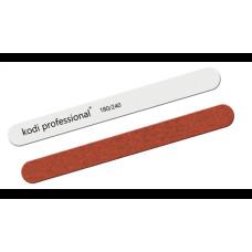 Пилка Kodi White/Brown 180/240 прямая
