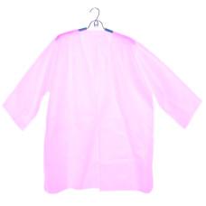 Куртка для прессотерапии размер OneSize Розовая, модель-кимоно  (спанбонд) vitess
