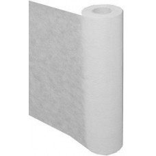 Простынь в рулоне  0,60м Х100м спанбонд (пл.23) Meditex Белая