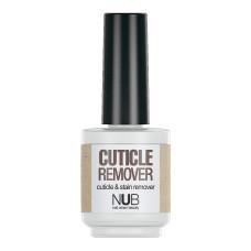 Уход за ногтями NUB  Средство для удаления кутикулы CUTICLE REMOVER 15 мл