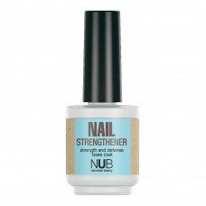 Уход за ногтями NUB  Средство для укрепления ногтей NAIL STRENGTHENER 15мл
