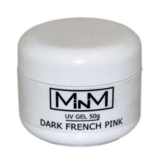 Гель розовый Dark French Pink. 50g