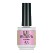 Уход за ногтями NUB  Средство для восстановления ногтей с кератином NAIL RESTORER 15мл