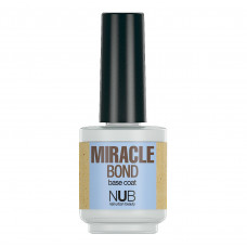 Уход за ногтями NUB  Базовое покрытие под лак MIRACLE BOND 15мл