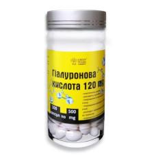 Добавка диетическая Гиалуроновая кислота в капсулах  150мг  №60 Green Pharm
