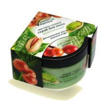 Скраб для тела 250мл масляно-солевой Моделирующий (фисташковое масло, зеленый кофе) Альянс