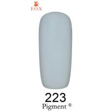 Гель-лак F.O.X. gel-polish gold Pigment 6ml №223
