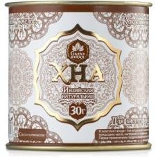 Хна для бровей и биотату 30г Светло-коричневая GRAND Henna (2 пакета по 15г)