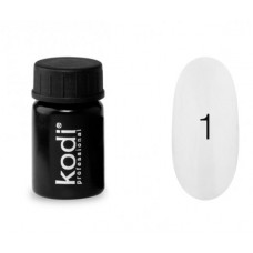 Гель-краска цветная 4мл № 1 Kodi