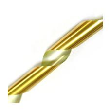 Фольга для литья 0,04*1м ( золото, золото матовое,синяя )