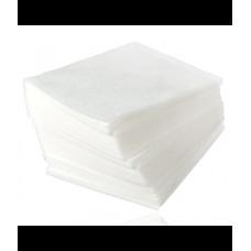 Салфетка безворсовая 5*5 (900шт)  (маникюр) п/э (спанлейс)