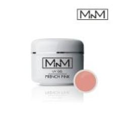 Гель моделирующий розовый M-in-M Gel French Pink, 15 г