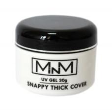 Гель камуфлирующий однофазный M-in-M Snappy Thick Cover, 30 g
