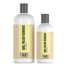 Жидкость для снятия лака NUB 500мл NAIL POLISH REMOVER NON-ACETONE