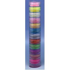 Акрил для лепки Y.R.E 5гр/12шт пастельных цветов (набор)