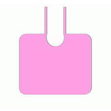 Пелерина на завязках (Розовая, спанбонд) vitess