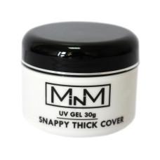 Гель камуфлирующий однофазный M-in-M Snappy Thick Cover, 15 g