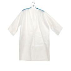 Халат-кимоно с рукавом Белый (спанбонд) для косметологических салонов vitess