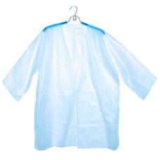 Куртка для прессотерапии размер OneSize Голубая, модель-кимоно  (спанбонд) vitess