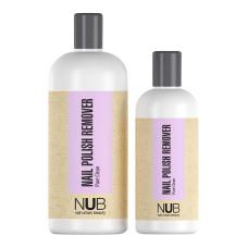 Жидкость для снятия лака NUB 500мл NAIL POLISH REMOVER PURE CLEAN