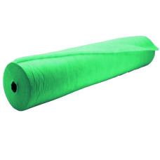 Простынь в рулоне   0,80м Х200м спанбонд (пл.20) K.TEX Ярко Зеленая
