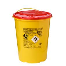 Контейнер 2 литра для сбора медицинских отходов