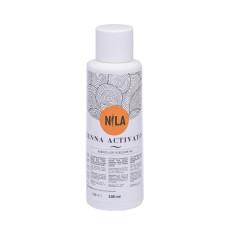 Жидкость для разведения хны 100мл Henna Activator пластик Nila